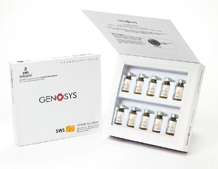 Genosys skin products