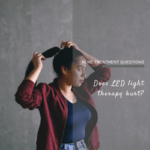 Does LED light therapy hurt